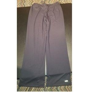 Champion Women's Gray Yoga Pants Boot Cut Size S